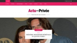 Screenshot actu-privee.fr