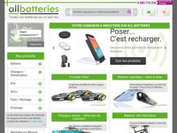 Site all-batteries.fr
