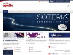 Site apollo-fire.es