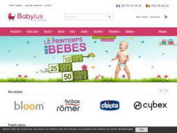 Screenshot baby-lux.com