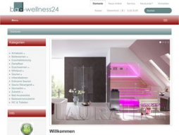 Site bad-wellness24.de