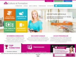 Site culture-formation.fr