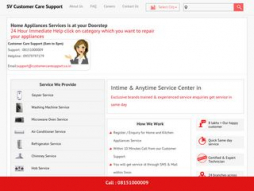 Site customercaresupport.co.in