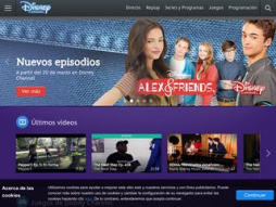Site disneychannel.es