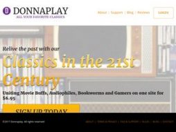 Site donnaplay.com