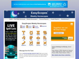Site easyscopes.be