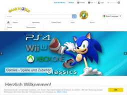 Site gameworld.de