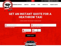 Site heathrowtaxi.co