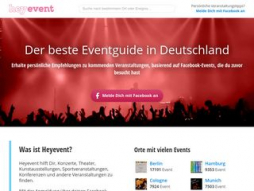Site heyevent.de