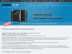 Site hostplay.com