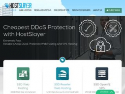 Site hostslayer.com