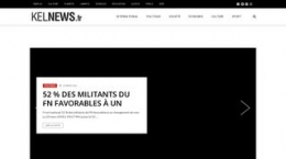 Site kelnews.fr