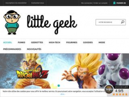 Site littlegeek.fr