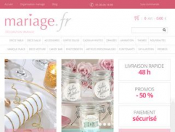 Site mariage.fr