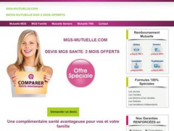 Site mgs-mutuelle.com