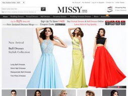 Site missydress.co.nz