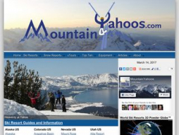 Site mountainyahoos.com