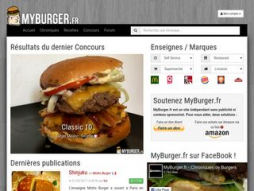 Site myburger.fr