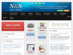Site netandsoftware.es