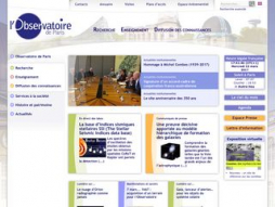 Site obspm.fr
