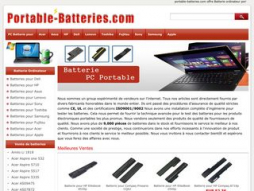 Site portable-batteries.com
