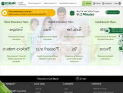 Site religarehealthinsurance.com
