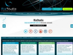 Site riastudio.fr