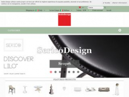 Screenshot sedie.design