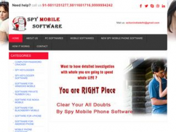 Site spysortsoft.in