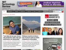 Site technologyreview.es