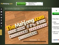 Site themahjong.com