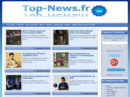 Site top-news.fr