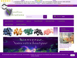 Site vibrationscristallines.fr