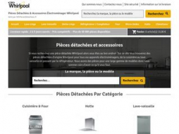 Site whirlpool-piecesdetachees.fr