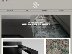 Site willemvandeweert.com