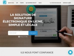 Site yousign.fr