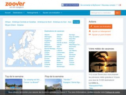 Site zoover.fr